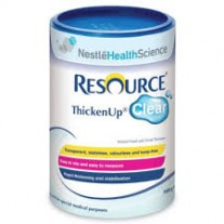 Espessante - Nestlé - Resource Thicken Up Clear 125g para Alimentos Líquidos