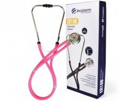 Estetoscópio Rappaport Incoterm ER100 Rosa