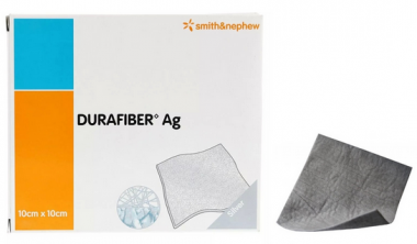 Curativo Durafiber AG - Smith+Nephew