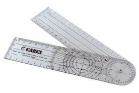 Goniômetro em PVC Grande - SH5205