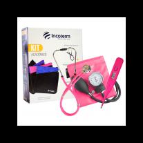 Kit Acadêmico Incoterm KA100 Rosa