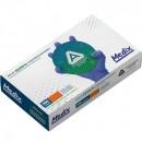 Luva Nitrílica Antimicrobiana AMG - Medix