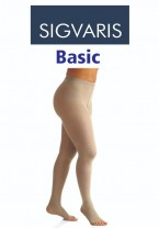 Meia Calça Basic Sigvaris 20-30 mmHg